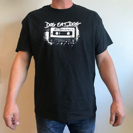 """Tape"" T-Shirt (Black)"