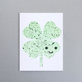 Luckyclover Mini Karte