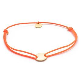 Blush Indigo Orange Armband