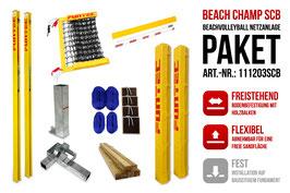 Netzanlage Beach Champ SCB