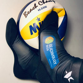 Beach Socks Schwarz
