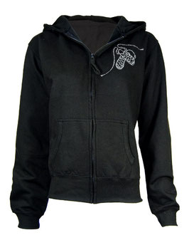 "IRISH DANCE ""DIAMANTE PUMPS"" HOODIE - KIDS/ADULTS"