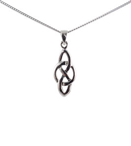 CELTIC LONG NECKLACE - SMALL