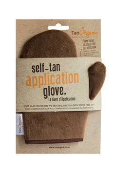 TAN ORGANIC APPLICATION GLOVE