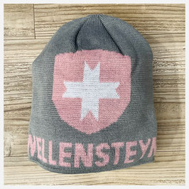 """Promo Hat"" Grey-Rose"