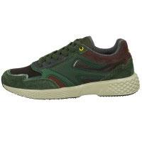 "Camel Sneaker ""Fly River"" 21233304 C752 Multi Green"