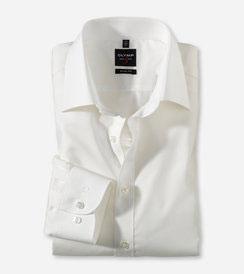 OLYMP Level Five body fit, Businesshemd, New York Kent 609064 20 Hellbeige