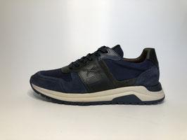 BRAX STYLE JOSE RUNNING Sneaker aus wertigem Materialmix 1110002-110-1 225 navy combi