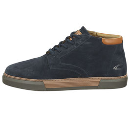 "Camel Mid-Cut-Sneaker ""Bayland"" 21243295 C67 Navy Blue"