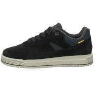 """Camel Sneaker """"Wyre"""" 21233340 C672 DK Navy Blue / Suede"""