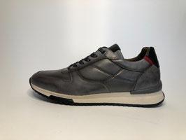 BRAX STYLE HUGO RUNNING Sneaker aus hochwertigem Kalbsleder 1110001-100-1 030 grey