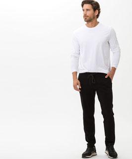 "Style ""TIMON"" Langarmshirt in softer Jersey-Qualität 25-4634 708 210 00 / 99 white"