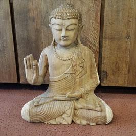 Buddha zittend