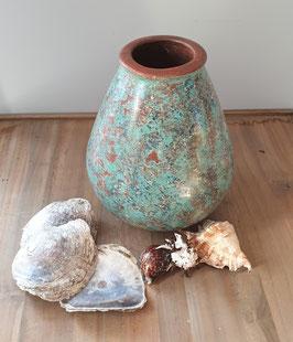 Terracotta vaas AV02