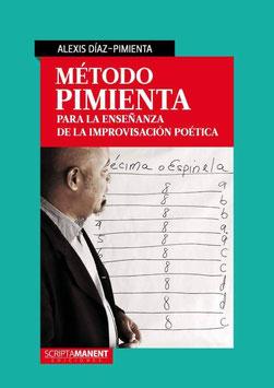 MÉTODO PIMIENTA PARA LA ENSEÑANZA DE LA IMPROVISACIÓN POÉTICA