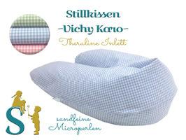 Stillkissen~Vichy Karo~