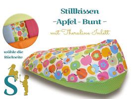 Stillkissen ~Apfel Bunt~ Theraline Inlett