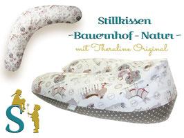 Stillkissen ~Bauernhof~ Theraline Inlett