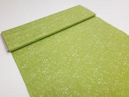 Stoff Whoo´s Cute Cotton~Ranken Grün~ 112 cm breit Meterware Baumwolle