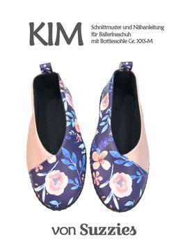 Ebook KIM -  Gr. XXS-M Ballerinaschuh