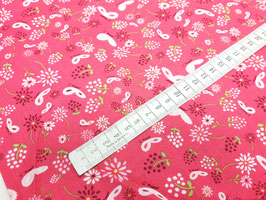 Stoff Fairyville ~Schmetterling~ 112 cm breit Meterware Baumwolle