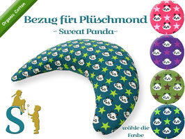 Bezug für Plüschmond ~Sweat Panda~