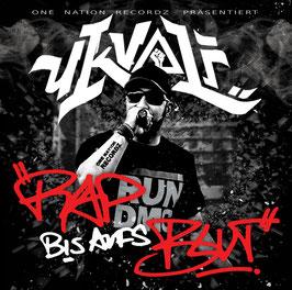 Ukvali - Rap bis aufs Blut (Album)