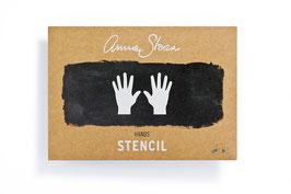 Annie Sloan Stencil Hands
