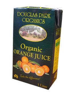 オーガニックオレンジジュース(ストレート果汁) 1L