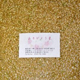 滋賀県・シバタプラセールファームの「ありがとう米」 玄米3kg