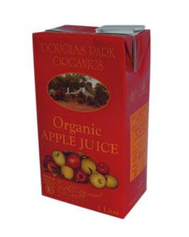 オーガニックアップルジュース(ストレート果汁) 1L