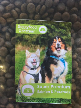 Super Premium Salmon & Potatoes