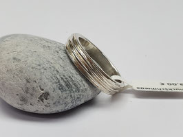 Stapelring aus 925/- Silber