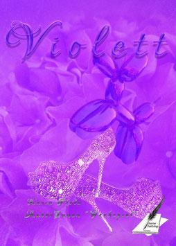 """Serie Farbspiel Anthologie Band 4  """"Violett"""""""