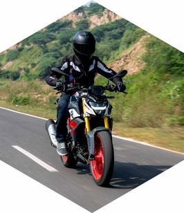 Testbike für den 7.10.2021