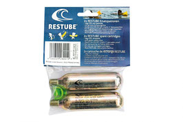 RESTUBE CLASSIC2 SPARE CARTRIDGE SET