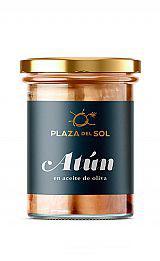 Atún del Norte en Aceite de Oliva.  Ca. 180 gram.