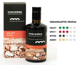 Aceite de Oliva Coupage. Premium DO Coupage Extra Virgen. 250 ml.