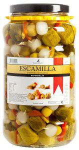Banderillas Escamilla. 3,14 kg.