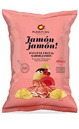 Patatas Fritas Jamón Jamón