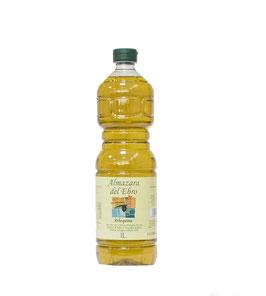 Aceite de Oliva Extra Virgen Arbequina. 1 liter