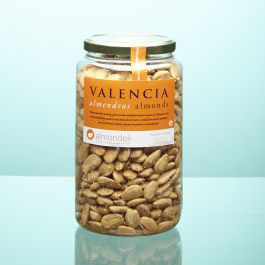 Almendras Valencia, Almondeli, 910 gram.
