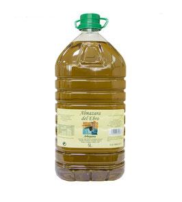 Aceite de Oliva Extra Virgen Arbequina. 5 liter.