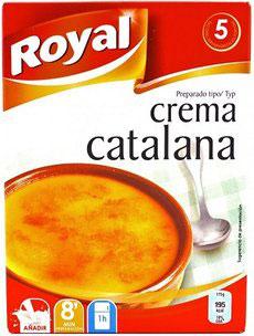 Crema Catalana, 120 gram.