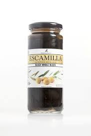 Aceitunas negra deshuesada. 335 gram.