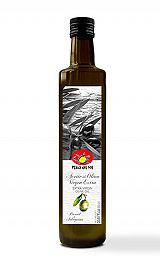Aceite de Oliva Extra Virgen. Arbequina. 0,5 liter