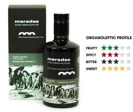 Aceite de Oliva Morruda. Premium DO Extra Virgen. 250 ml.