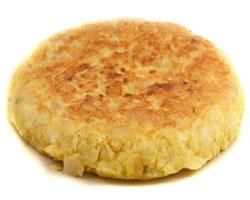Tortilla Espanola. 800 gram.