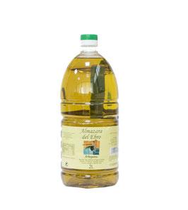 Aceite de Oliva Extra Virgen Arbequina. 2 Liter.