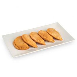 Empanadilla Atún. 31 gram per stuk. 32 stuks in een zak.